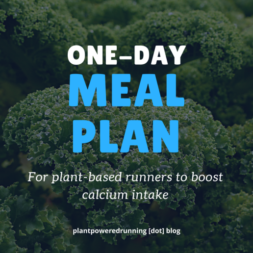 For plant-based runners to boostcalcium intake (2)